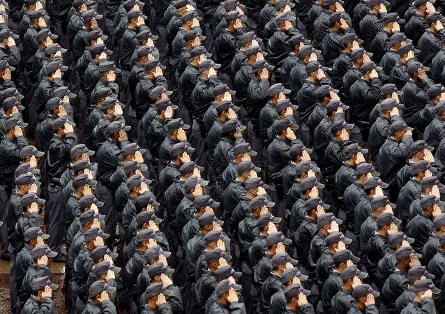 Polícia Militar de São Paulo (arquivo)