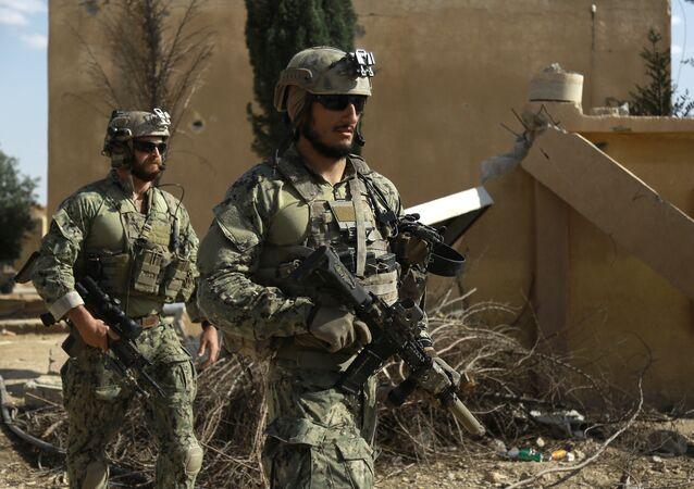 Forças de operações especiais dos EUA