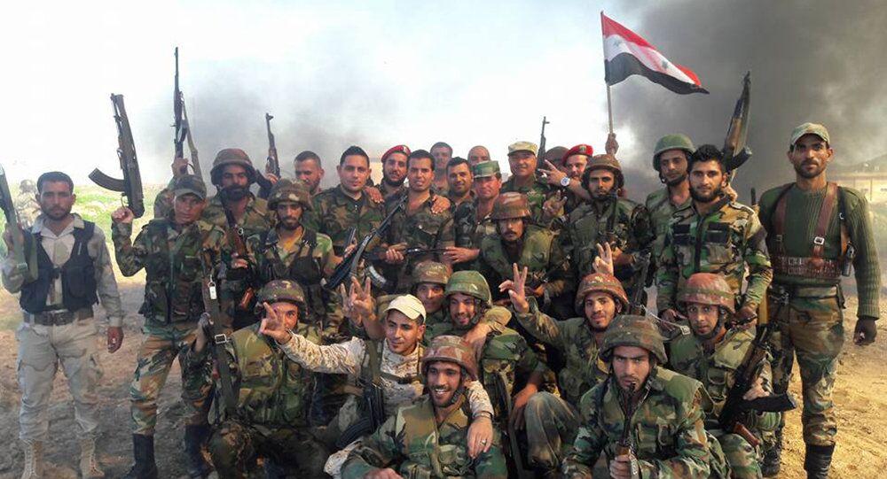Exército da Síria