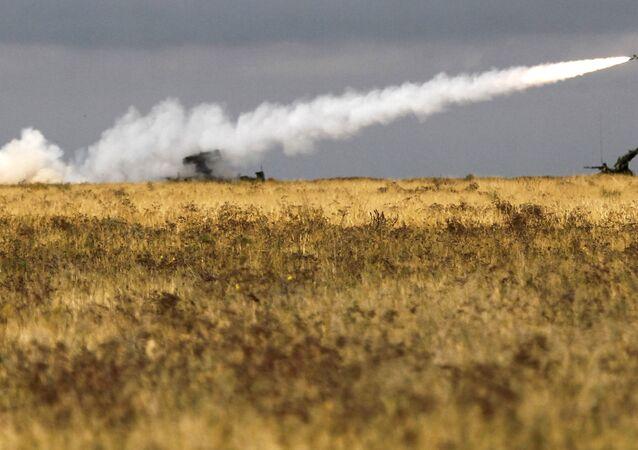 Sistema de defesa antiaérea Strela (imagem referencial)