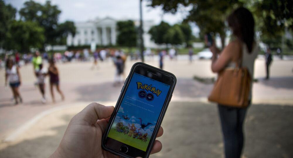 jogo para celulares Pokémon Go