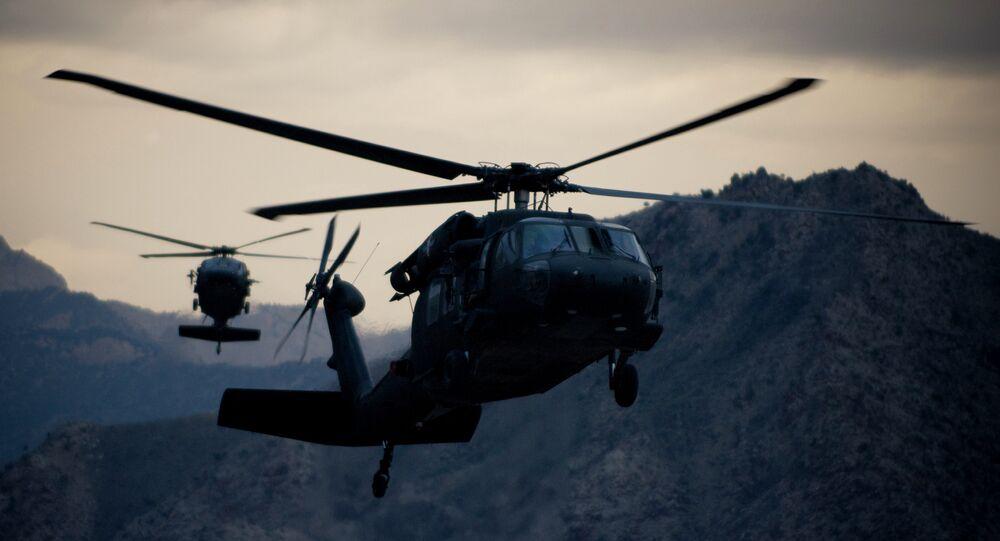 Helicópteros UH-60 Black Hawk