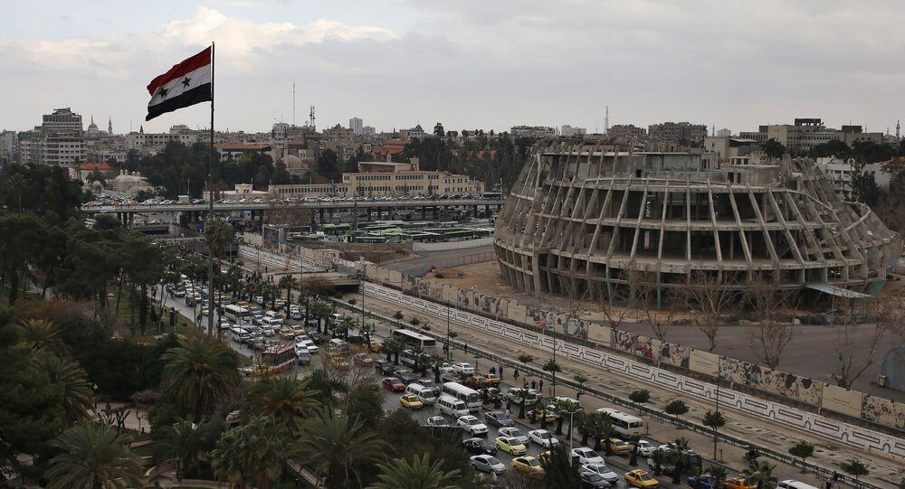 Damasco, Síria