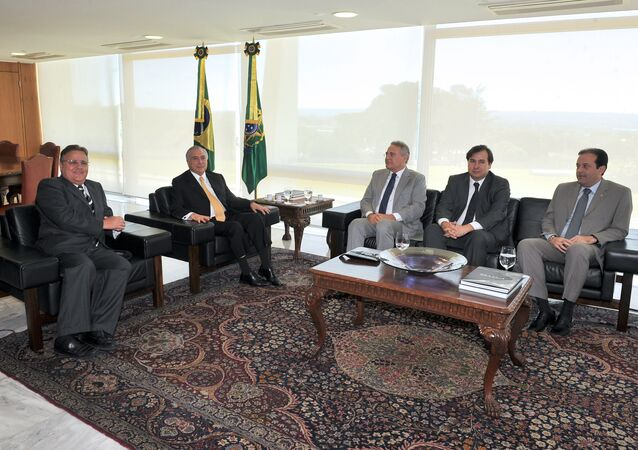 Maia, Temer e Calheiros se reúnem nesta terça-feira para tratar da pauta de votações após recesso parlamentar