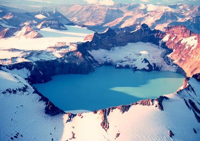 Cratera de Katmai (Alasca)