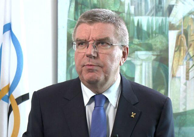 Presidente do COI