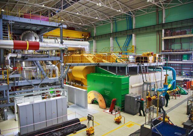 Usina nuclear Novovoronezhskaya