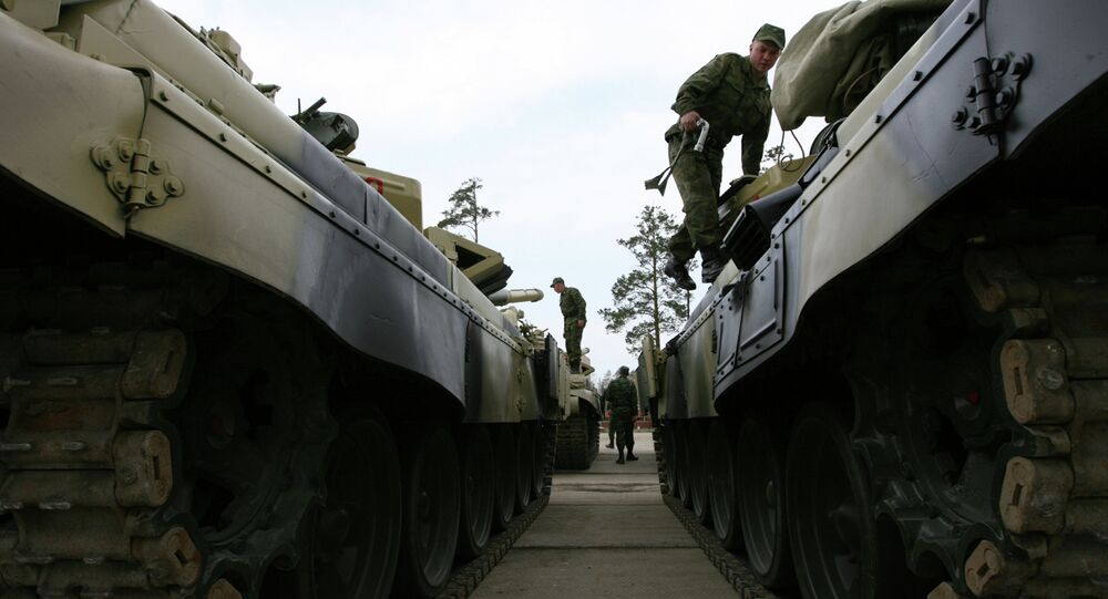 Tanques T-72