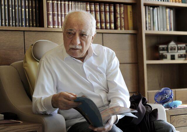 Clérigo muçulmano Fethullah Gulen