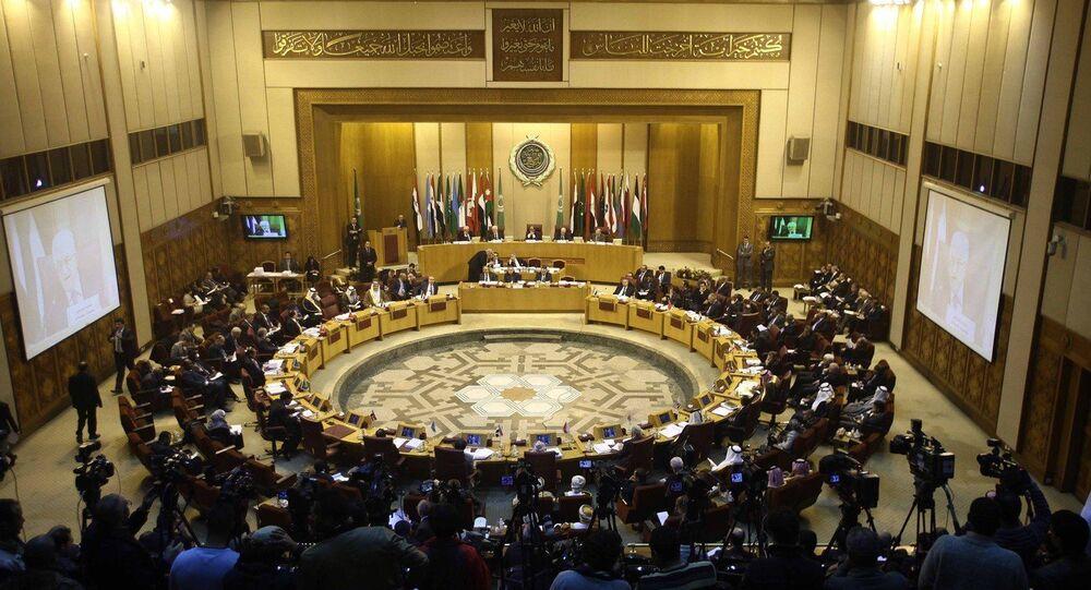Reunião da Liga Árabe em Cairo, 15 de janeiro de 2015