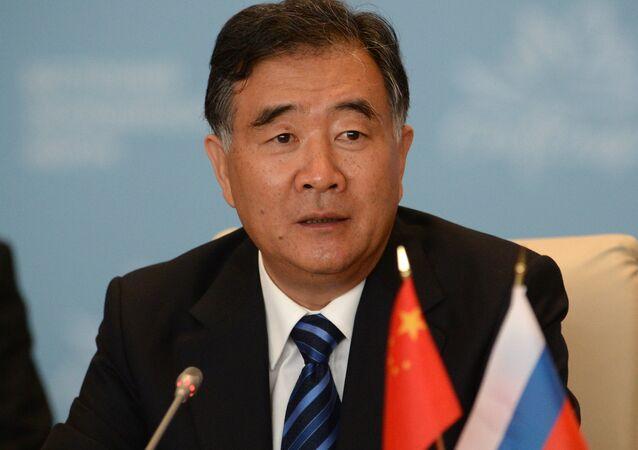 Vice-premier da China, Wang Yang