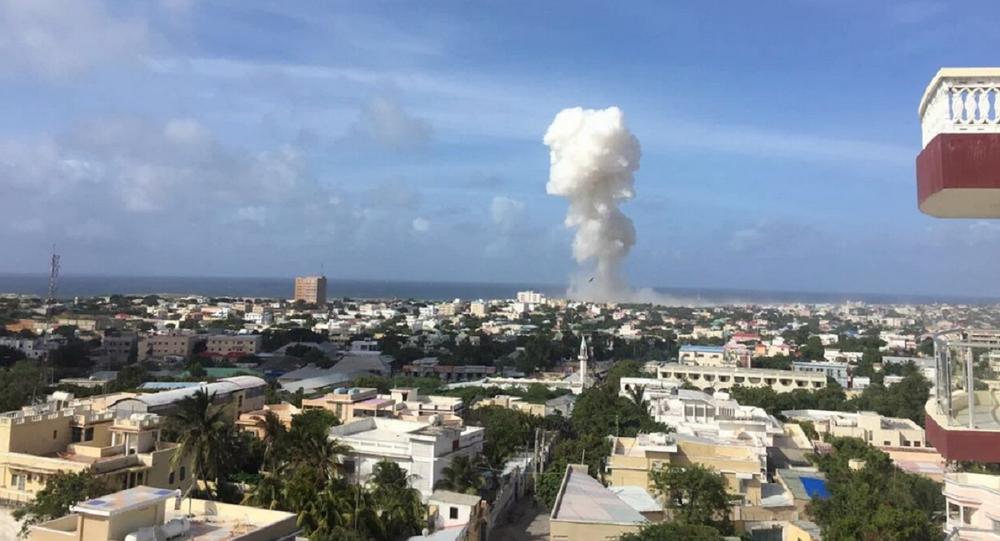 Tiroteio e forte explosão em aeroporto de Mogadíscio, Somália