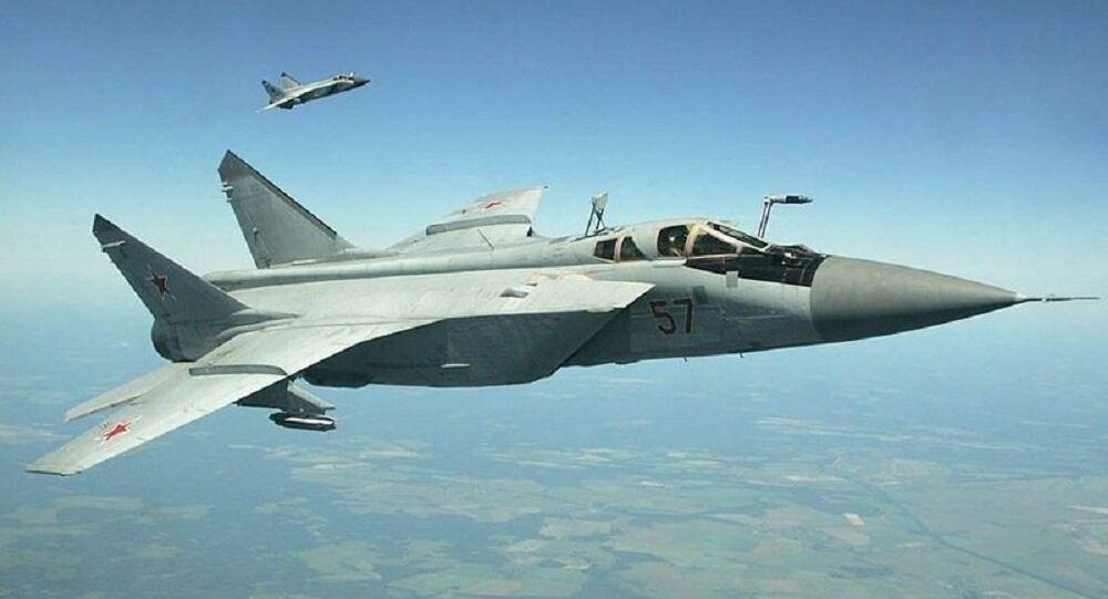MiG-31 (Foxhound)