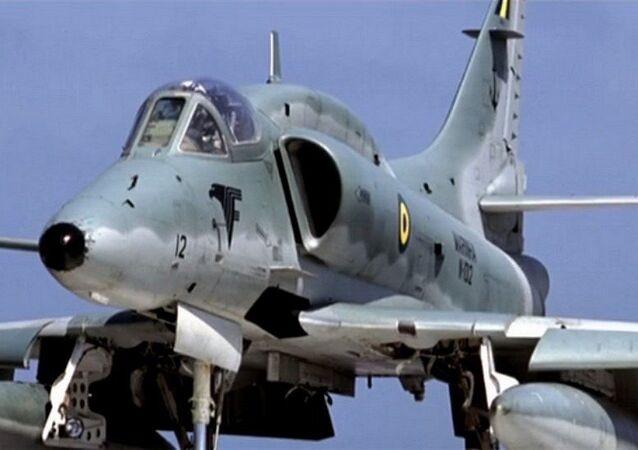 Caça AF-1B