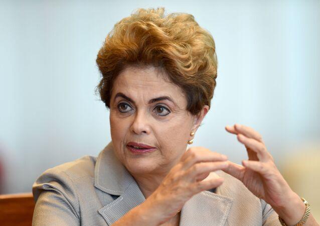 Dilma Rousseff (foto de arquivo)