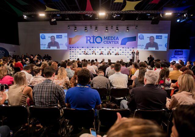 Inauguração do Rio Media Center