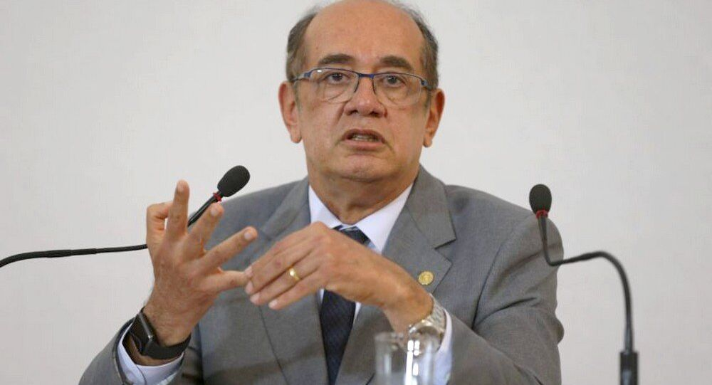 Ministro Gilmar Mendes solicita permanência de tropas no Rio até as eleições