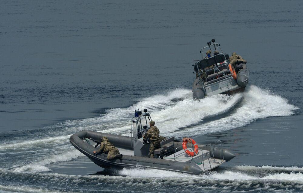 Dia da Marinha na Rússia: três séculos a proteger as fronteiras marítimas