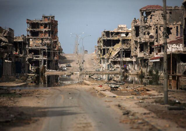 Sirte, Líbia