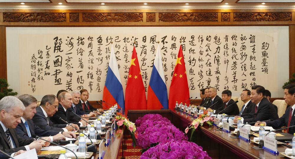 Rússia participará do capital do Asian Infrastructure Investiment Bank (AIIB), o banco de desenvolvimento criado pela China