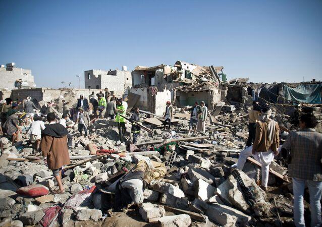 Operação militar no Iêmen