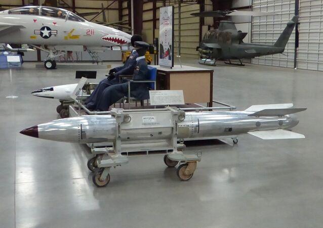 Bomba norte-americana B61