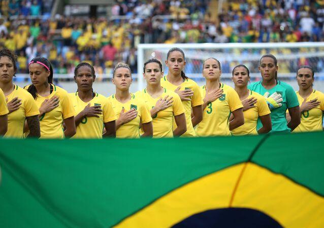 Seleção brasileira de futebol feminino