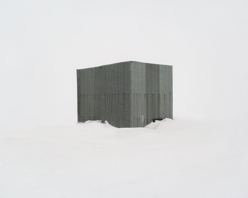 Um sarcófago de poço fechado, com quatro quilômetros de profundidade, que já foi um dos mais profundos poços científicas do mundo