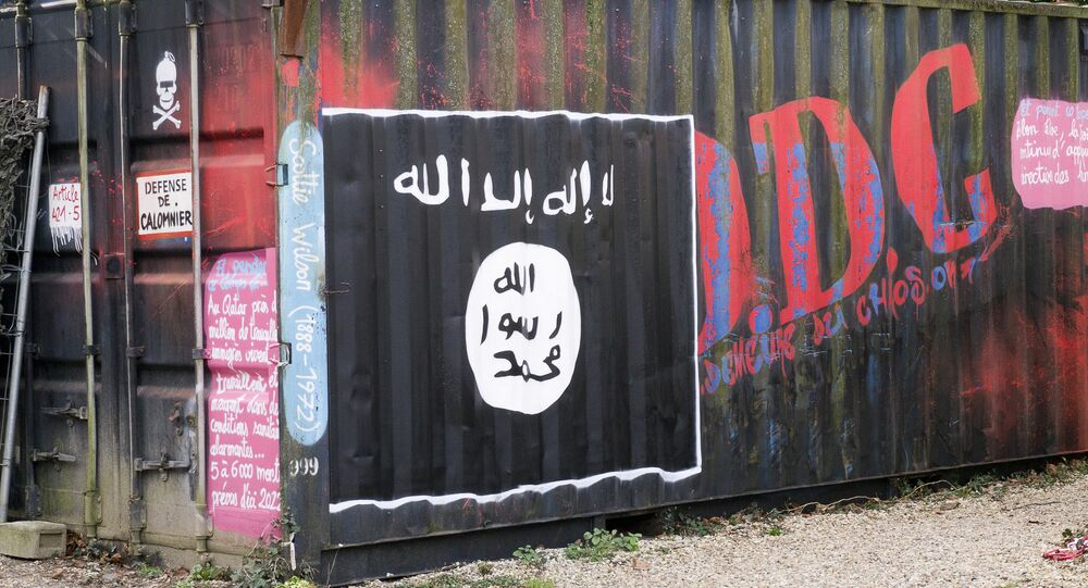 Bandeira do Daesh