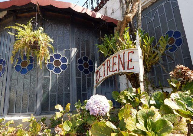 Restaurante Dona Irene, em Teresópolis, na região serrana do Rio