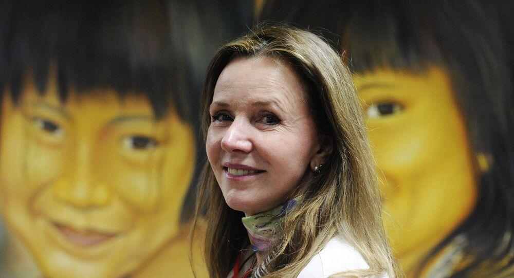 Senadora Vanessa Grazziotin (PCdoB-AM)