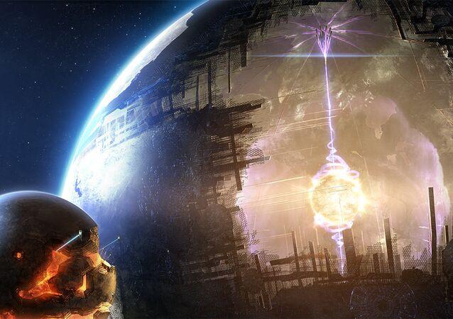 A Esfera de Dyson
