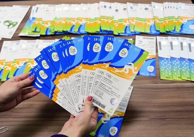 Preso presidente do Comitê Olímpico da Irlanda por venda ilegal de ingressos