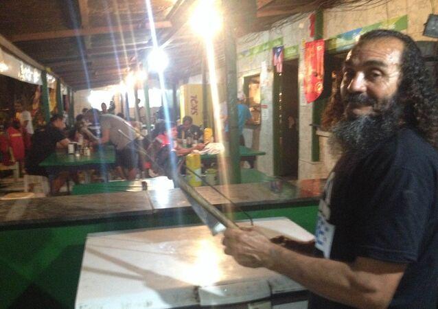 Bar 'bin laden': o boteco que virou parada obrigatória da Vila Olímpica