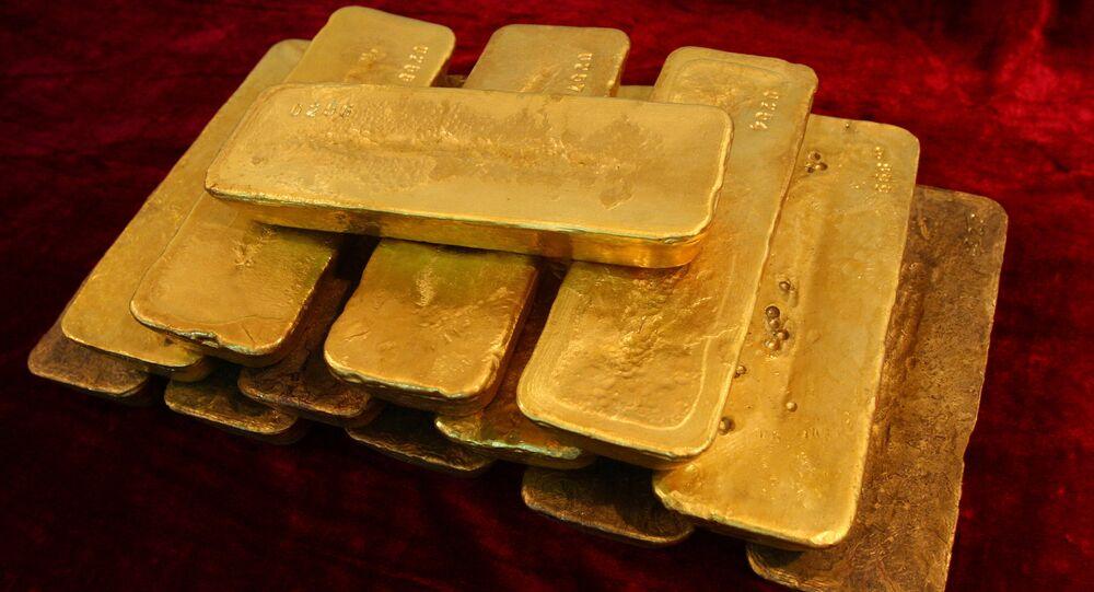 Metal é considerado um investimento seguro diante das turbulências da economia
