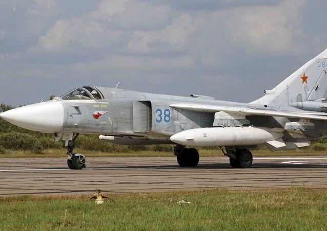 Caça do combate Su-24
