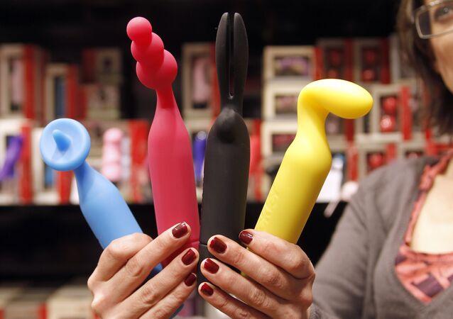 Os brinquedos eróticos