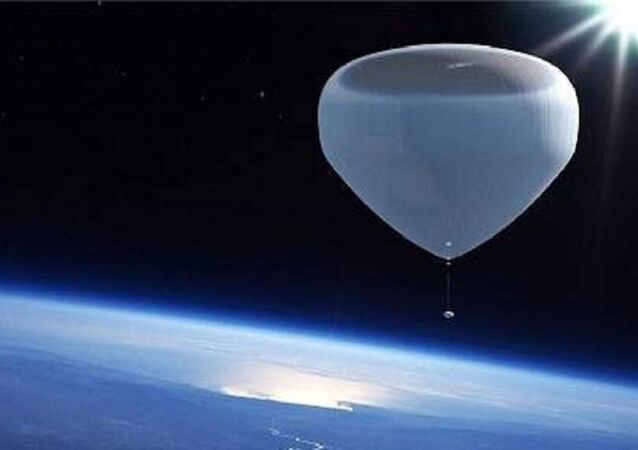 Balão meteorológico