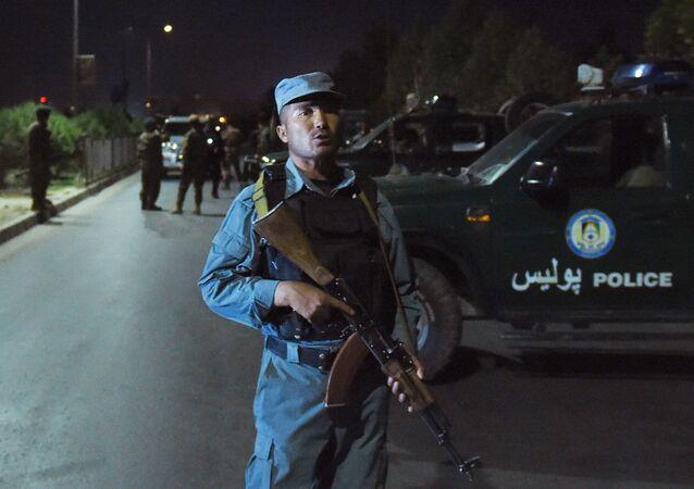Polícia ainda busca por culpados pelo ataque em Cabul