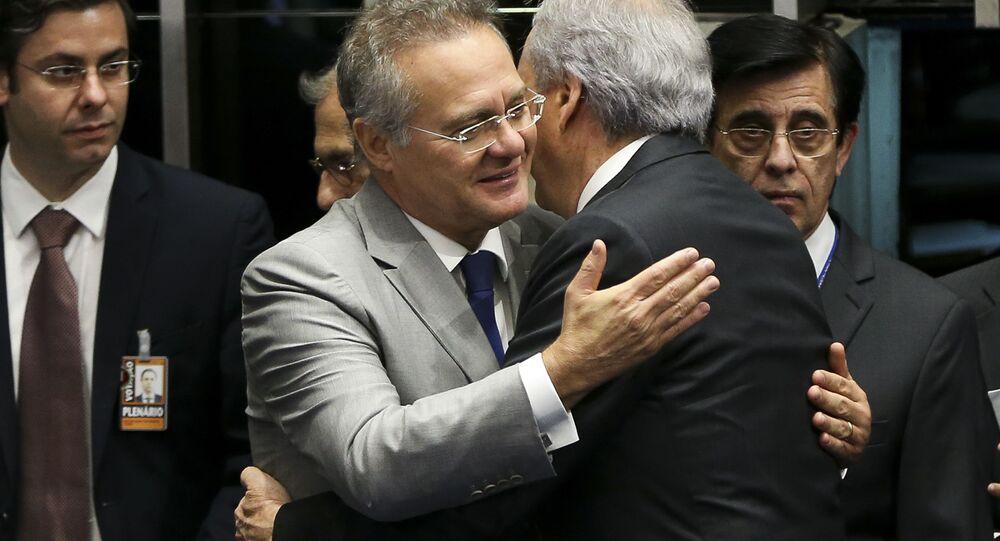 Senado Mauro Rubem