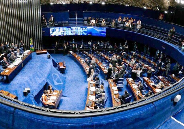 Senado do Brasil (foto de arquivo)