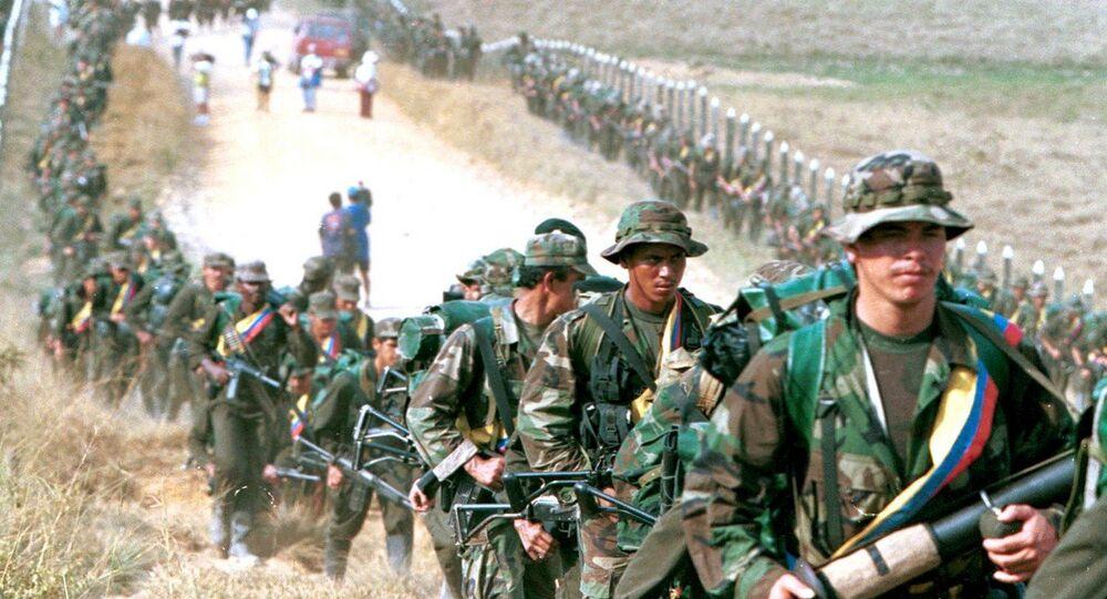 Forças Armadas Revolucionárias da Colômbia (Farcs)
