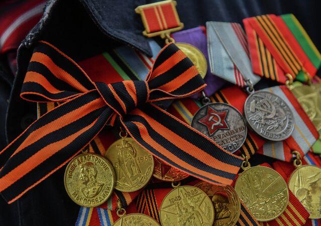 Medalhas soviéticas
