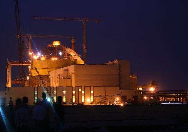 Usina nuclear Kudankulam
