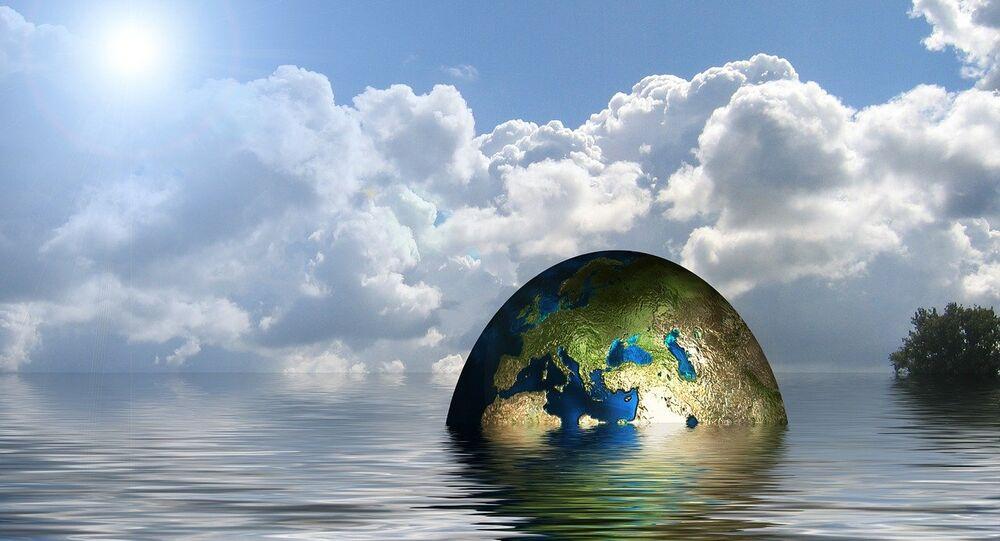 Aquecimento global no planeta