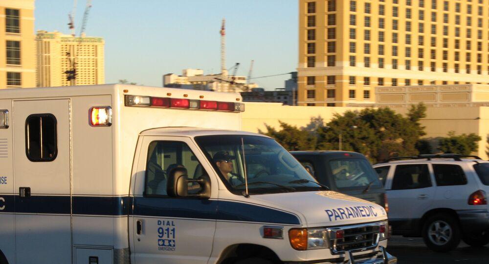Viatura de ambulância, EUA