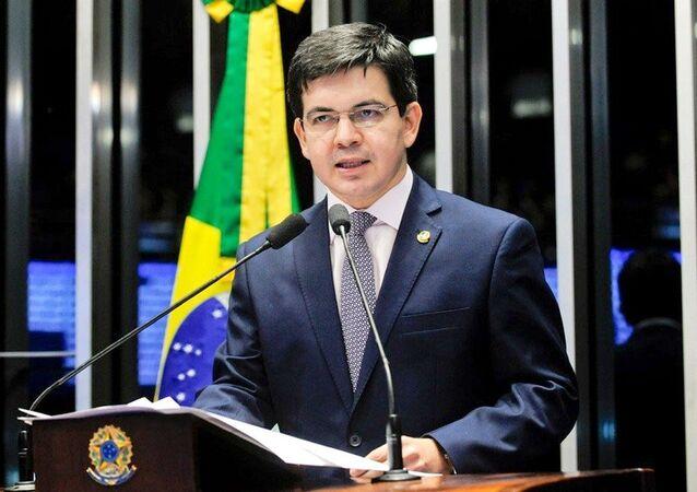Senador Randolfe Rodrigues, da Rede Sustentabilidade (arquivo)
