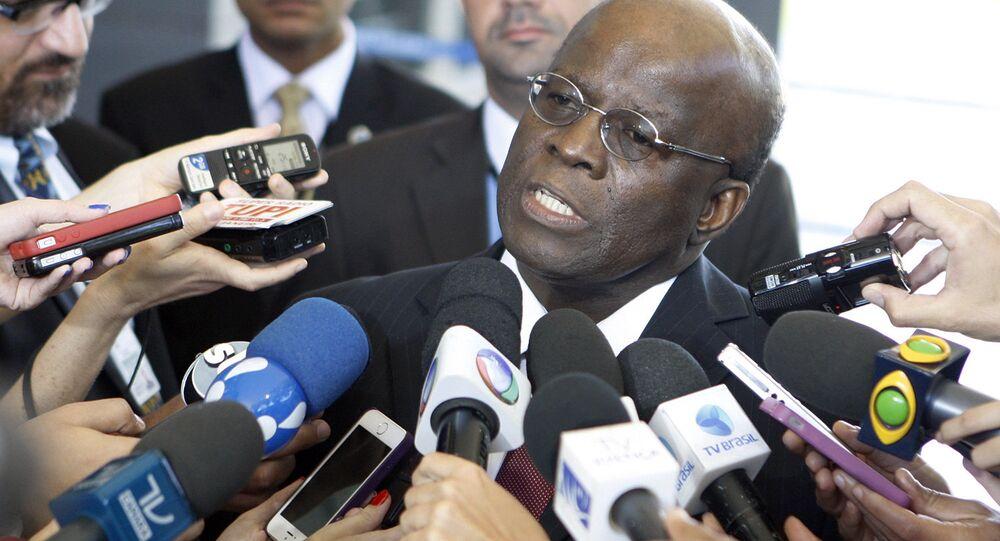 Ex-ministro do STF Joaquim Barbosa