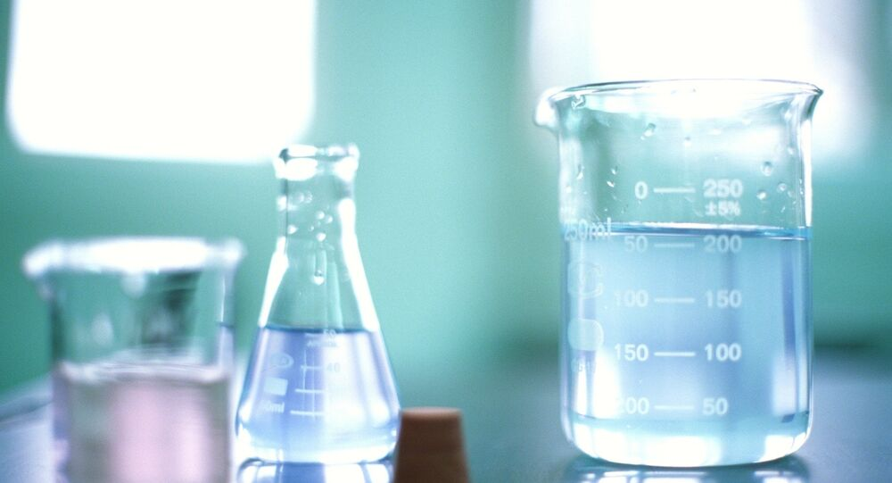 Vidrarias para laboratório