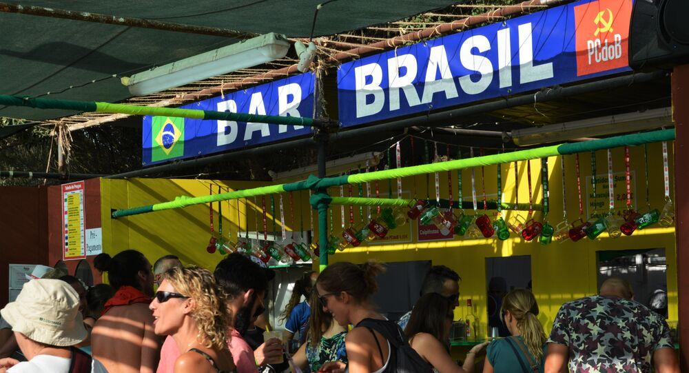 Portugal: Festa do Avante